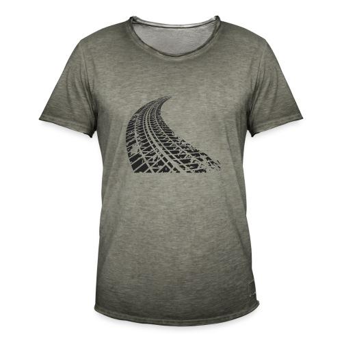Koszulka motocykl 3 - Koszulka męska vintage