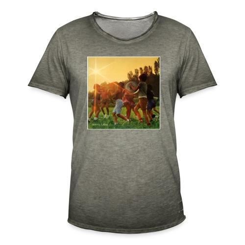 ANIMA LATINA - Maglietta vintage da uomo