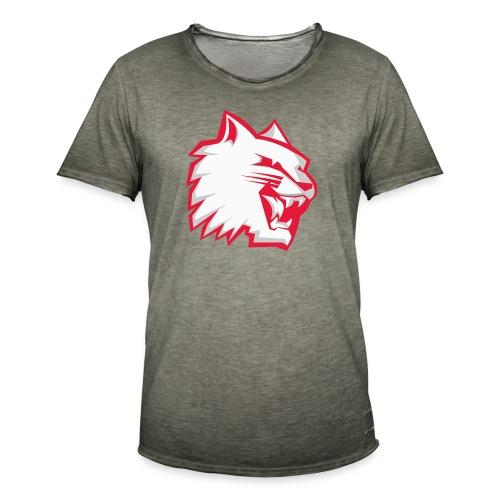 Wildcats Alternate 7 - Men's Vintage T-Shirt