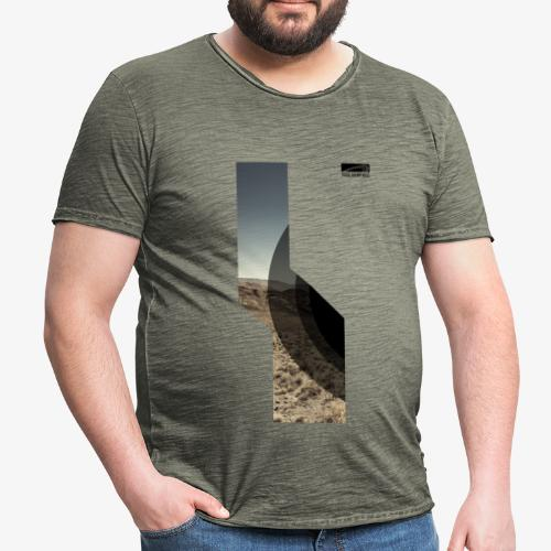 TCM shirt desert 3 - Men's Vintage T-Shirt