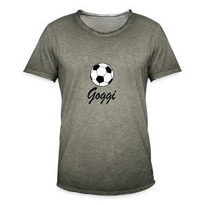 goggis logo - Herre vintage T-shirt