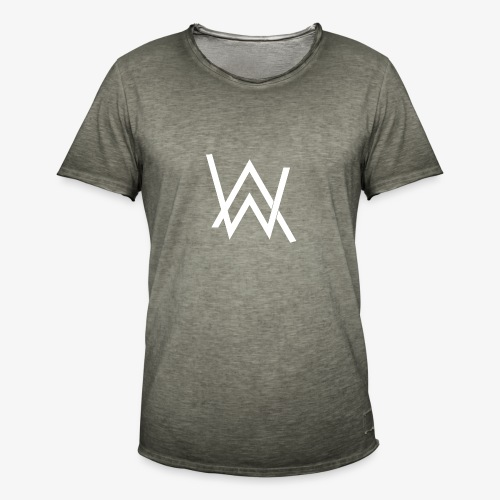 aw - Men's Vintage T-Shirt