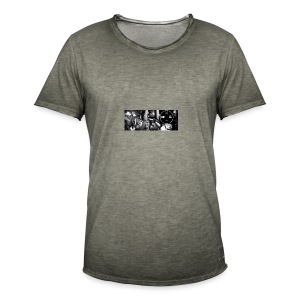 W8BOOKING OFFICIAL FACEBOOKPAGE - Männer Vintage T-Shirt