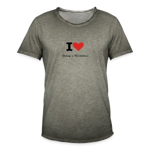 Love Being a Techitian - Men's Vintage T-Shirt