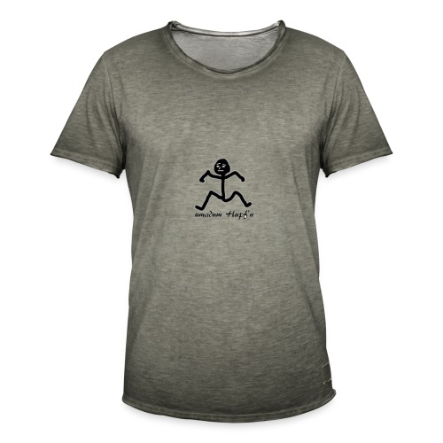 umadum hupfn - Männer Vintage T-Shirt