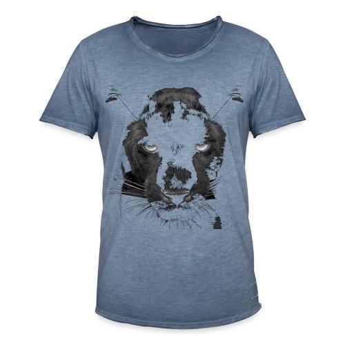 Pantere - T-shirt vintage Homme