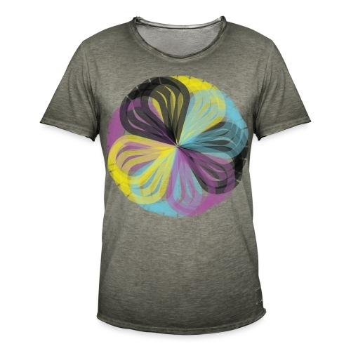 colores - Camiseta vintage hombre