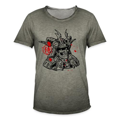 SKULLBORN 10 - Men's Vintage T-Shirt