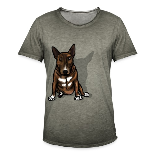 Bruce The Bully - Men's Vintage T-Shirt
