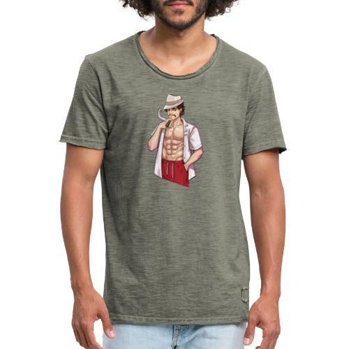 Hannover | Havanna - Männer Vintage T-Shirt