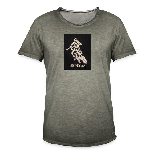 enducaz - T-shirt vintage Homme