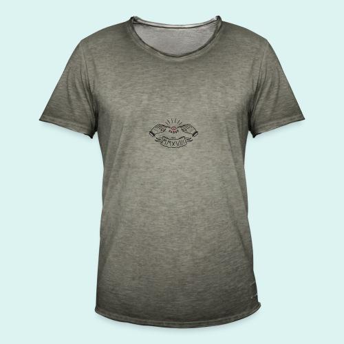 La Rola - Camiseta vintage hombre