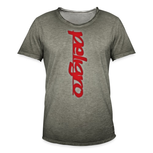 Peligro - Camiseta vintage hombre