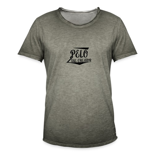 PeloTheCreator - Men's Vintage T-Shirt