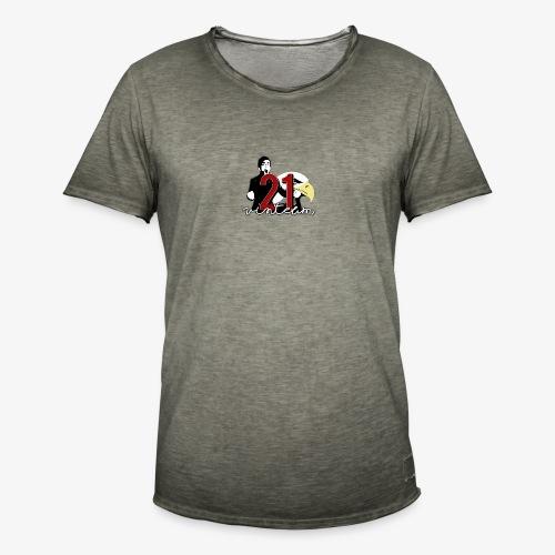 Vinte Um - Men's Vintage T-Shirt