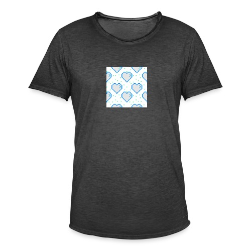 W3EOW - Vintage-T-shirt herr