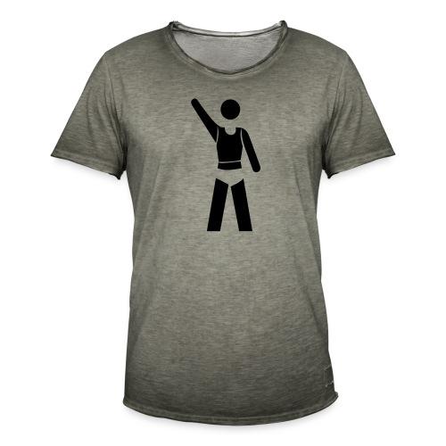 icon - Männer Vintage T-Shirt