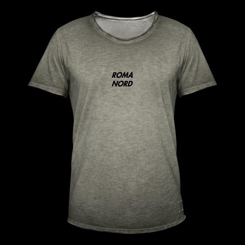 RomaNord1 - Maglietta vintage da uomo
