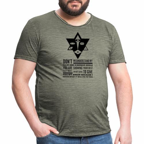 The Unordinary - Herre vintage T-shirt