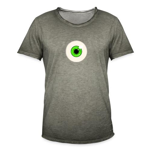Ojo 2 - Camiseta vintage hombre