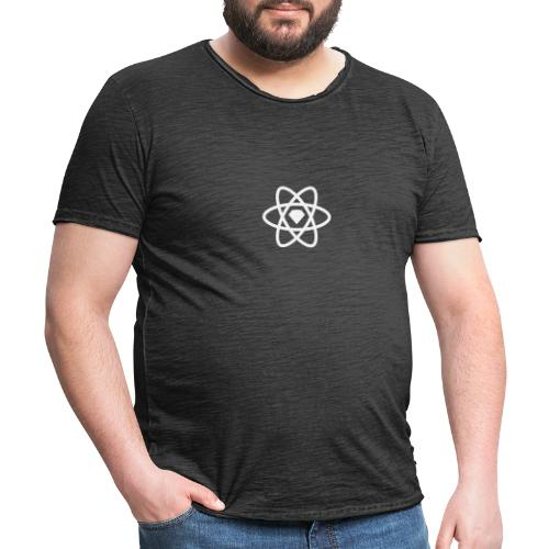 Sketch2React Logo - Men's Vintage T-Shirt