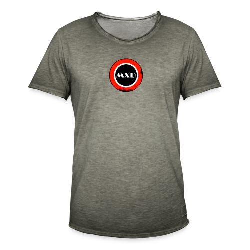 MXD AUSTRIA - Männer Vintage T-Shirt