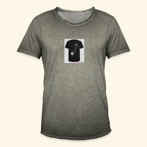 Camiseta Imperdible de roger - Camiseta vintage hombre