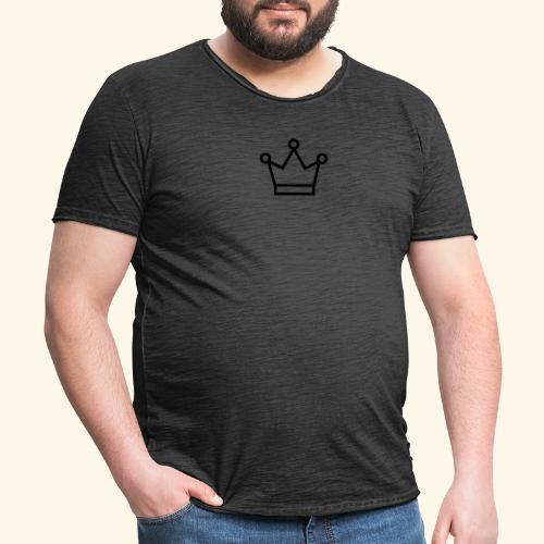 The Queen - Herre vintage T-shirt