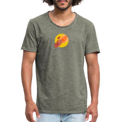 Asteroide - Camiseta vintage hombre