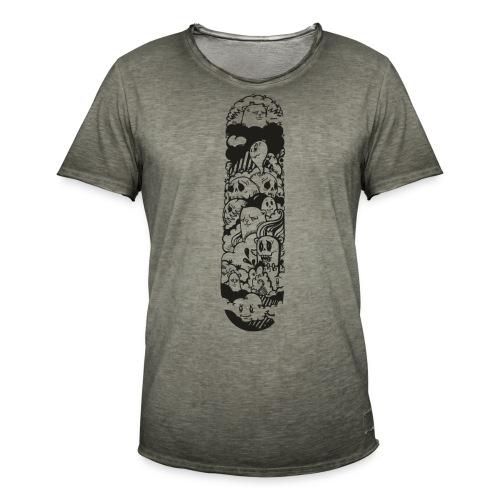Imagination - Camiseta vintage hombre