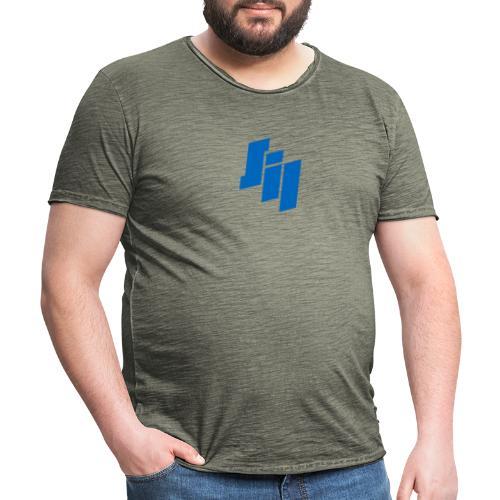 Swedish iRacing League - Vintage-T-shirt herr