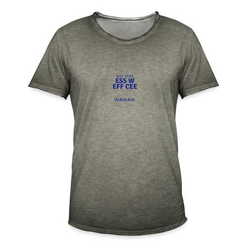 Sheffield Wednesday - Men's Vintage T-Shirt