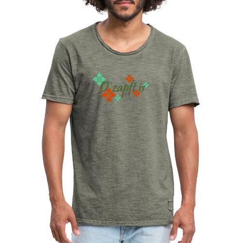 O zapft is - Männer Vintage T-Shirt