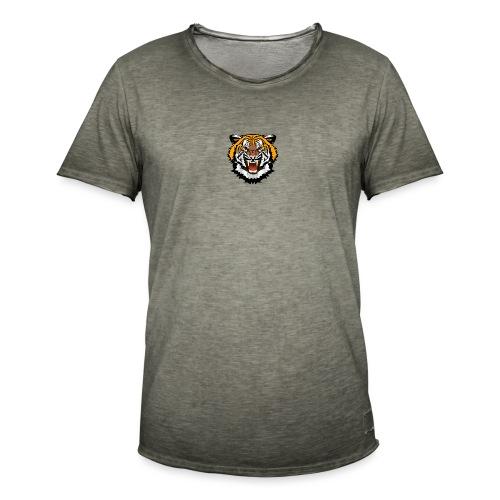 Tiger Clothing - Men's Vintage T-Shirt