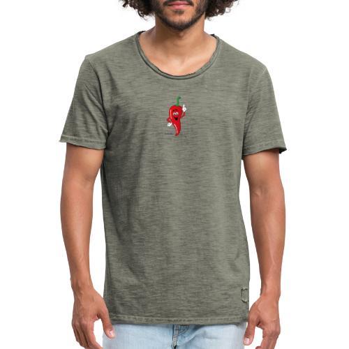 Alfredo - Männer Vintage T-Shirt