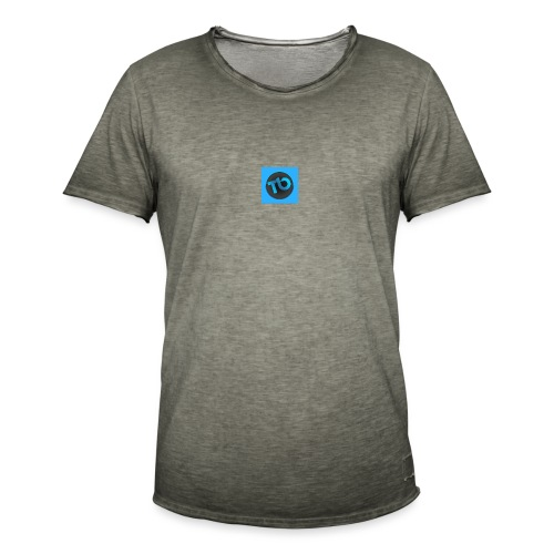tb - Mannen Vintage T-shirt