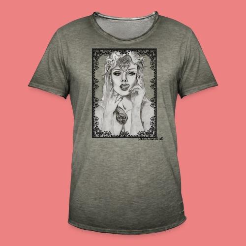 moodcreativo0 - Maglietta vintage da uomo