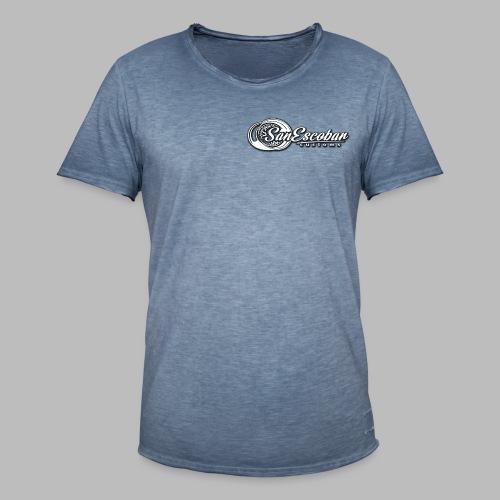 San Escobar Customs - Koszulka męska vintage