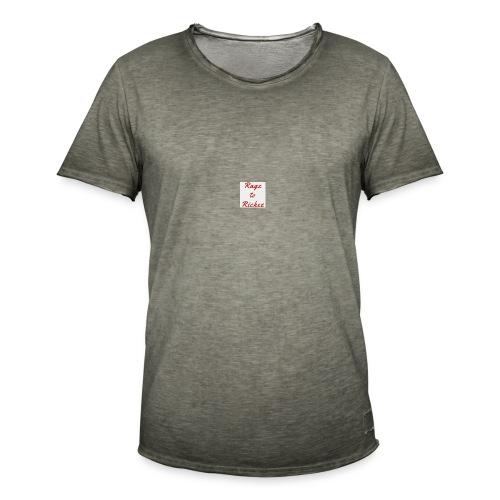 ragz - Men's Vintage T-Shirt