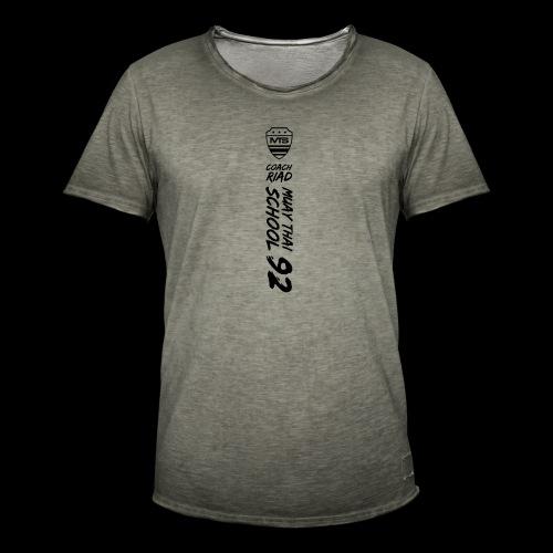 (mst92finalv3) - T-shirt vintage Homme