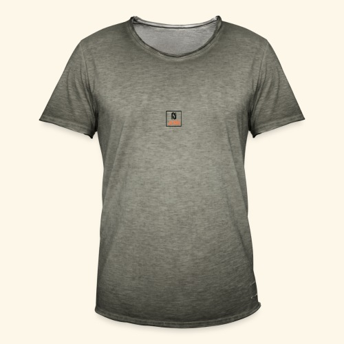 Janni Original Design - Herre vintage T-shirt