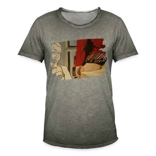 isitlove? - Männer Vintage T-Shirt