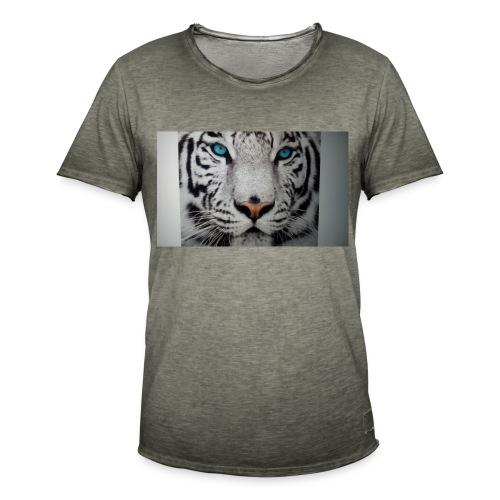 Tiger merch - Men's Vintage T-Shirt