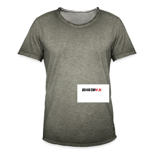 jESSEORY.K - Men's Vintage T-Shirt