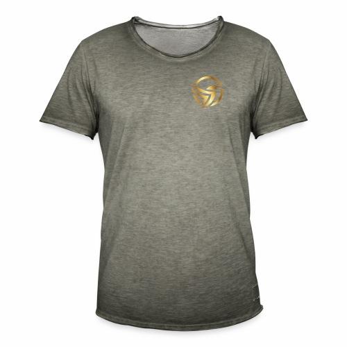 Leverest logo - Männer Vintage T-Shirt