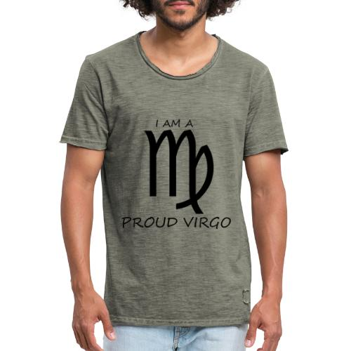 VIRGO - Men's Vintage T-Shirt