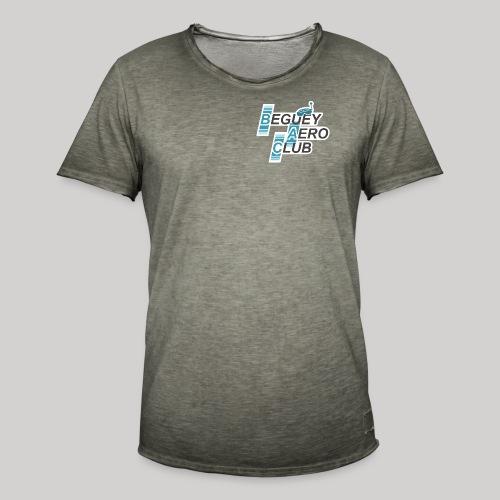 logo Le B.A.C. FPV 2018 bordure blanche - T-shirt vintage Homme