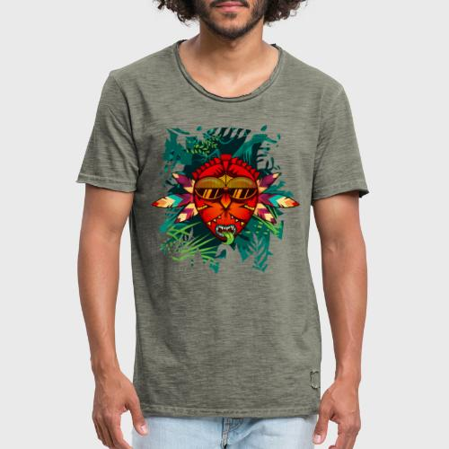 Back to the Roots - T-shirt vintage Homme