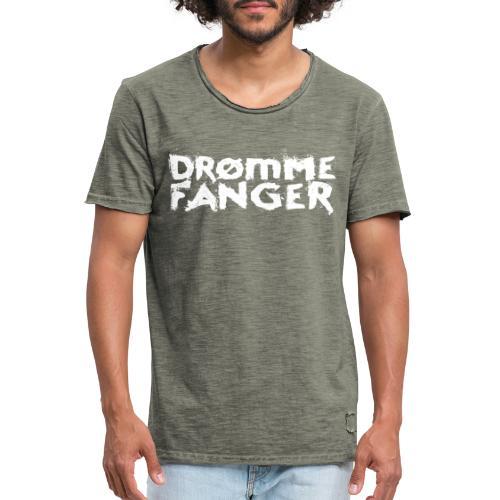 drømmefangerlogo W - Herre vintage T-shirt