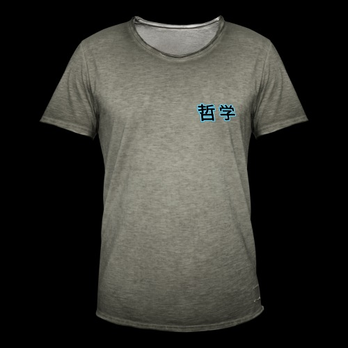Tetsugaku.original - T-shirt vintage Homme